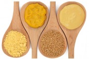 Mustard and mustard products